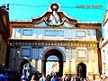 Porta del popolo (Roma).JPG