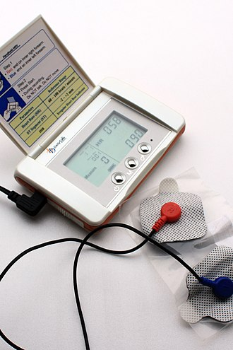 Medical software - A portable heart rate variability device is an example of a medical device that contains medical device software.
