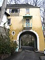 Portmeirion - exit to the village - geograph.org.uk - 748649.jpg