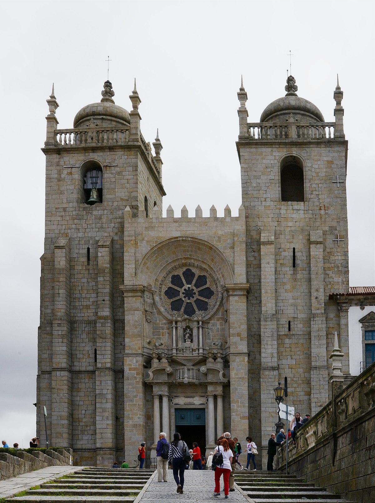 Porto Cathedral - Wikipedia