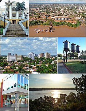 Image illustrative de l'article Porto Velho