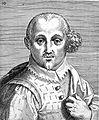 "Portrait from ""Variae comarum et bararum formae"", P. Galle Wellcome L0019788.jpg"
