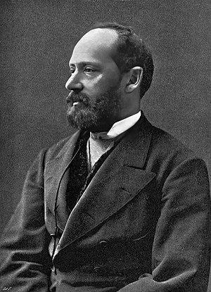 Ármin Vámbéry - Image: Portrait of Ármin Vámbéry
