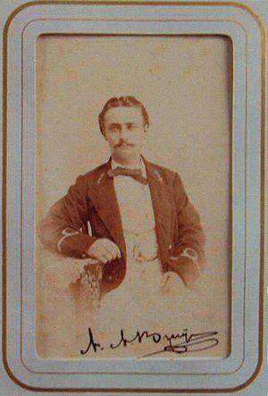 Antonie Augustus Bruijn - Antonie Augustus Bruijn (Surabaya, 1865)