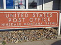 Post Office Sign for Hinsdale, Montana.jpg