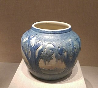 Newcomb Pottery American potter