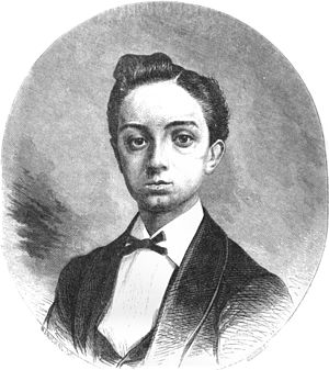 Alfonso XII of Spain - Prince Alfonso.
