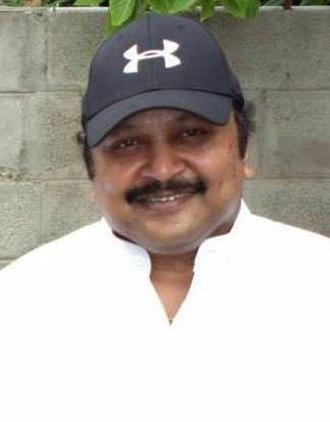 Prabhu (actor) - Image: Prabhu In Ooty (cropped)