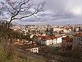 Praha, Chotkovy sady, výhled 01.jpg