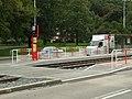 Praha, Smíchov, Kotlářka, nová tramvajová zastávka.JPG