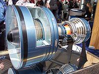 Pratt & Whitney PW 4000 mockup cutaway.jpg