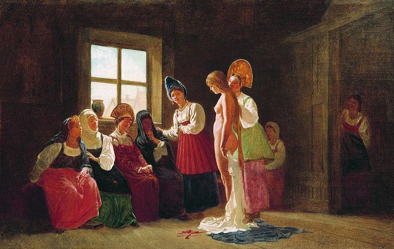 Файл: Презентация замужней девушки Г.Г.Мясоедова.jpg