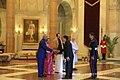 President Rodrigo Roa Duterte is welcomed by India President Ram Nath Kovind upon his arrival at Rashtrapati Bhavan.jpg