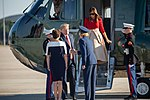 President Trump & the First Lady's Trip to Europe (42628769644).jpg