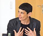 """Pressekonferenz zur Aktion """"Zwei Minuten Stillstand"""" von Yael Bartana-1477.jpg"""
