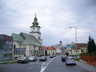 Прьевидза,  Trenčiansky kraj, Словакия