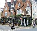 Prince of Wales, Wilton Road junction of Longmoore Street, London SW1 - geograph.org.uk - 739671.jpg