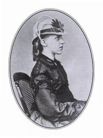 Princess Marie of Hanover - Image: Princess Marie of Hanover 1849 1909