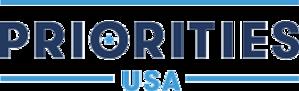 Priorities USA Action - Image: Prioritiesusalogo