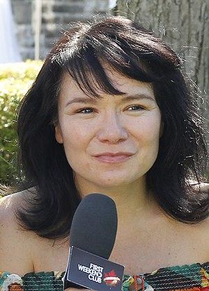 Jennifer Podemski - Producer-actor Jennifer Podemski
