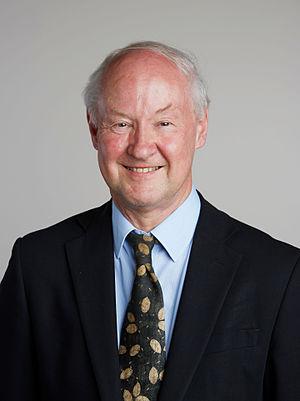 John Robertson (physicist) - John Robertson in 2015