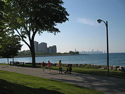 Promontory Point Northerly View.JPG
