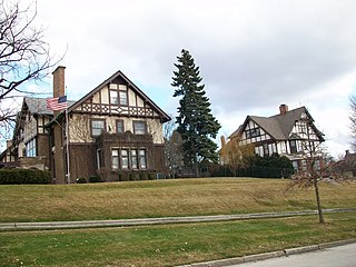 Prospect Park Historic District (Davenport, Iowa)