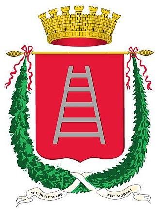 Province of Verona - Image: Provincia di Verona Stemma