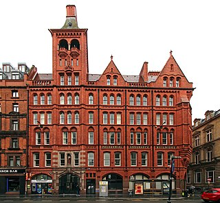 Prudential Assurance Building, Liverpool office building in Liverpool, England