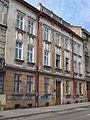 Przemyśl, dom przy ul. Dworskiego (d. 1 Maja) 42, widok od wsch..JPG