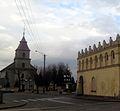 Przystajń, kościół pw. Sw. Trójcy.JPG