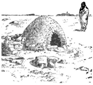 Horno - a Pueblo oven