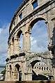 Pula Arena, Roman Amphitheatre, Colonia Pietas Iulia Pola Pollentia Herculanea, Histria (10470486964).jpg