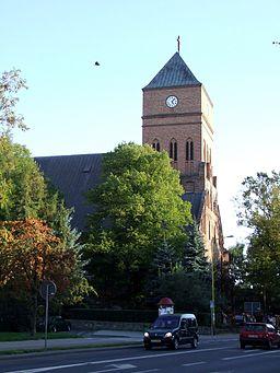 Sankt Otto-kyrkan.