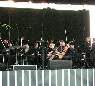 Gabala International Music Festival - Image: Qəbələ 060