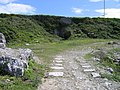 Quarry tramroad, Isle of Portland - geograph.org.uk - 942686.jpg