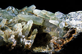quartz prase