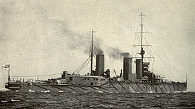 Image illustrative de l'article HMS Queen Mary