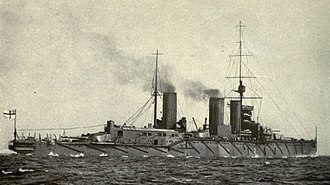 HMS Queen Mary - Image: Queen Mary