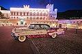 Queen Elizabeth Rolling Work of Art in front of Palace of Monaco 2019.jpg