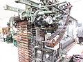 Queen Street Mill Pegs and lags Northrop Towelling Loom 8608.JPG
