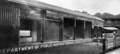 Queensland State Archives 2551 External view of the Department of Public Instruction Rail Dental Clinic Car carriage and motor wagon Roma Street Brisbane 1929.png