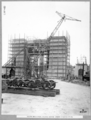 Queensland State Archives 3611 South main pier arched brace construction Brisbane 14 December 1937.png