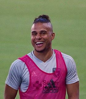 Quincy Amarikwa American soccer player