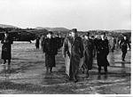 Quisling til Fornebo etter besøk hos Hitler. (8619189103).jpg