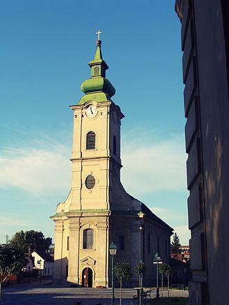 Szob - Roman Catholic Church