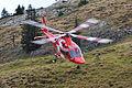 REGA Swiss Air Ambulance Agusta Westland AW-109SP Da Vinci - HB-ZRQ (Axalp, Switzerland) (22021576466).jpg