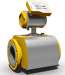 Ultrasonic flow meter - Wikipedia