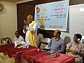 Rabindra Ghosh at a Paschimbanga Dibas event - Kolkata 2019-06-15 191154.jpg