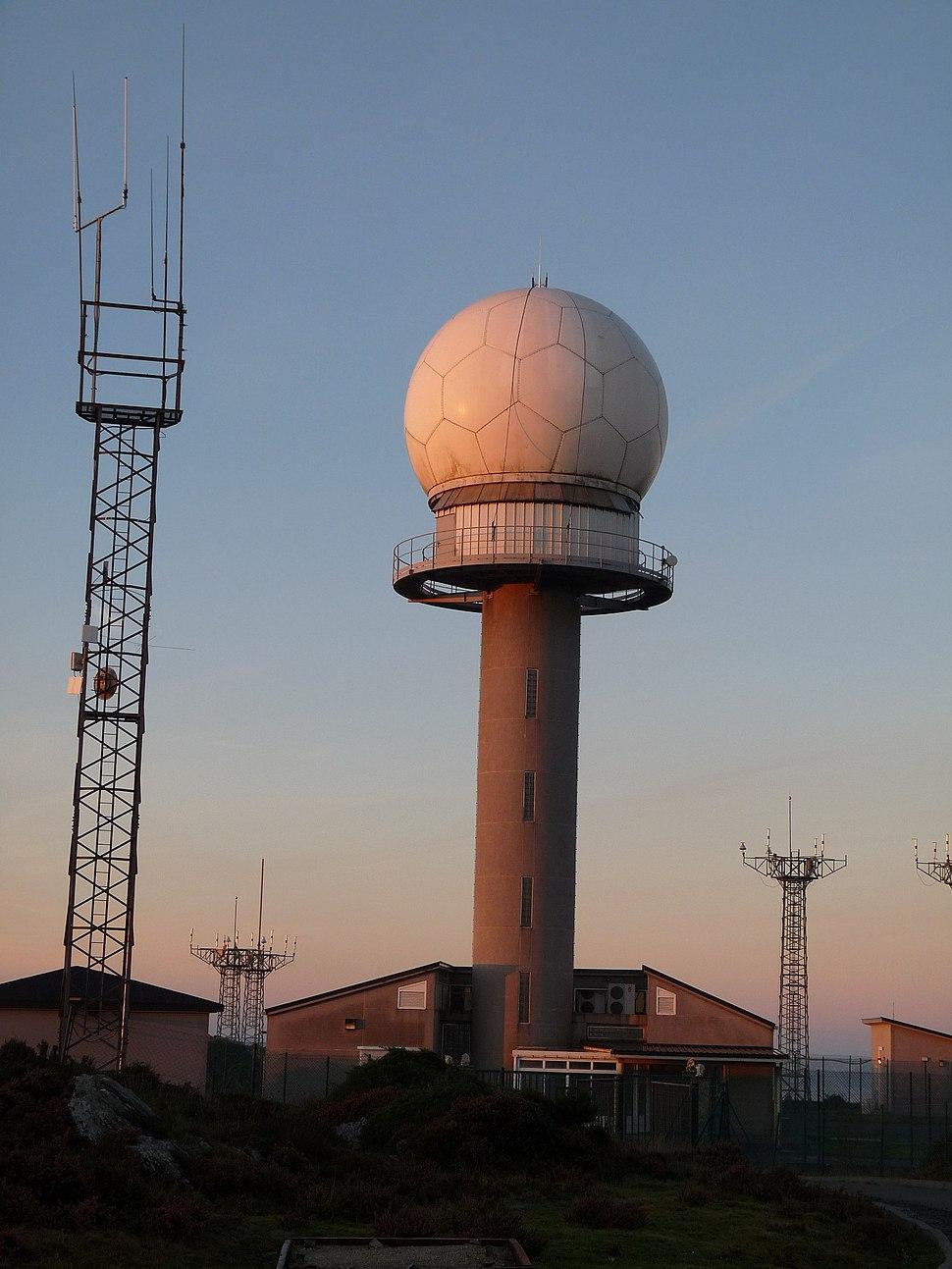 Radar monte caxado